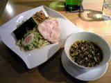 山久 山久特製つけ麺