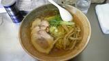覆麺   上海がに10kgと貝柱の塩ラーメン1