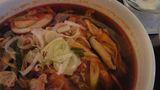 千山苑 スープ