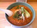 辣椒漢    激辛坦々麺