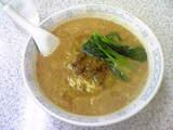 三富  担々麺