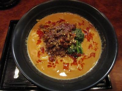 博 担々麺