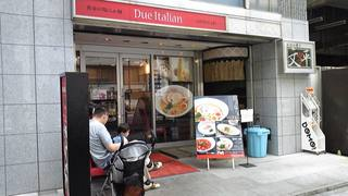 Due Italian@市ヶ谷