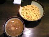 Apple Basic  つけ麺(地鶏の味玉付き)
