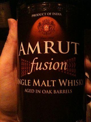 美味しかったのでメモ:Amrut FusionとSpringbank 17yo