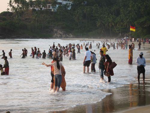 2012年 南インドの旅 【コヴァラムビーチとアーユルヴェーダ体験編】