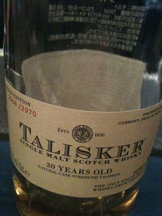 Talisker30