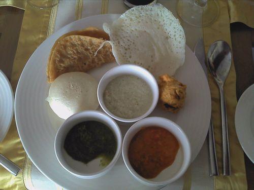 2012年 南インドの旅 【南インド料理&コヴァラム散策編】