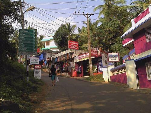 2012年 南インドの旅 【思いつき〜到着編】