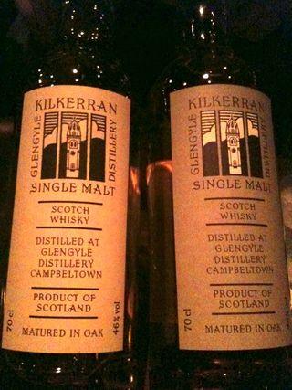 今週のシングルモルト: KILKERRANの飲み比べ