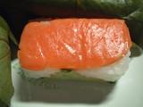 4.鮭寿司