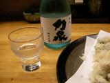 8,明の鶴純米生酒「力泉」