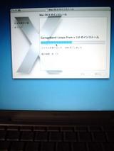 Mac OS Xの再インストール