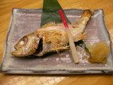 18.焼き魚(ノドグロ)