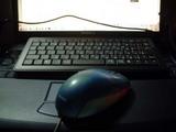 VAIOと外付けキーボードどマウス