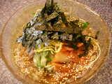 12,〆の韓国冷麺