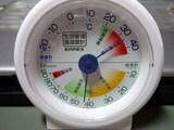 生活管理温湿度計(午後2時32分)