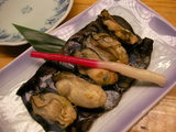 6,焼き牡蠣
