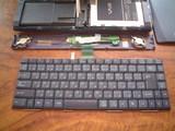 ビール漬けにしたキーボード