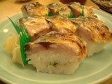 福井名物焼き鯖寿司