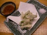 5.タラの芽の天ぷら
