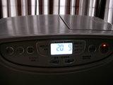 室内温度9℃