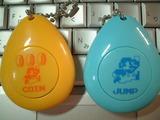左「COIN」右「JUMP」