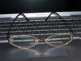 ジャンポールゴルチェの眼鏡(正面)
