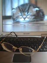 サブノートと眼鏡