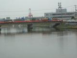 赤橋と地方裁判所