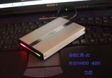 外付けのHDD(下手な文字入り)