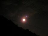 十八夜の月