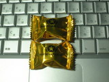 甘さ抑えた大人のチョコレート