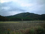 夕方の空(近所で)