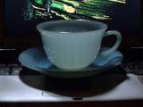 ミスドの景品のコーヒーカップ