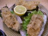 10,牡蠣フライ