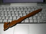 キタキツネペーパーナイフ