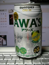 SUNTORY CHU-HI「AWA'S」