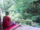 京都大原三千院で