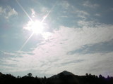 2009年2月5日午後1時56分の空