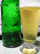今飲んでるビール