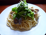 あさりスパゲティ(ボンゴレビアンコではない)