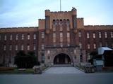 大阪城内の施設で