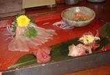 大阪。鶏専門店で。