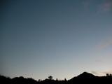 宵の明星(午後5時11分)