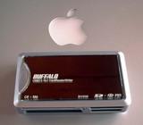 カードリーダーとPowerBook G4
