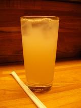 17,ピーチジュース(その前に温ウーロン茶も飲んだ)