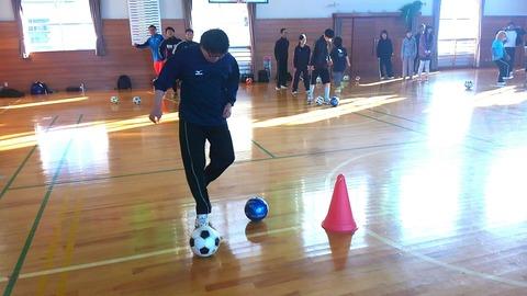サッカーコーチクリニック午後_2305