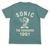 ソニック1991-1sgblTシャツ
