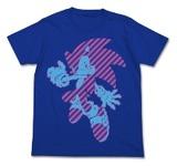 ソニックボーダー1blTシャツ